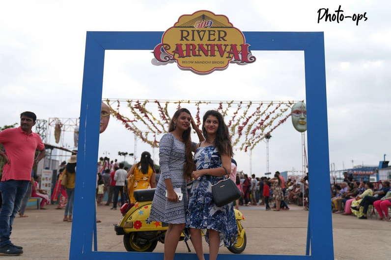 Goa Carnival Boat Cruise