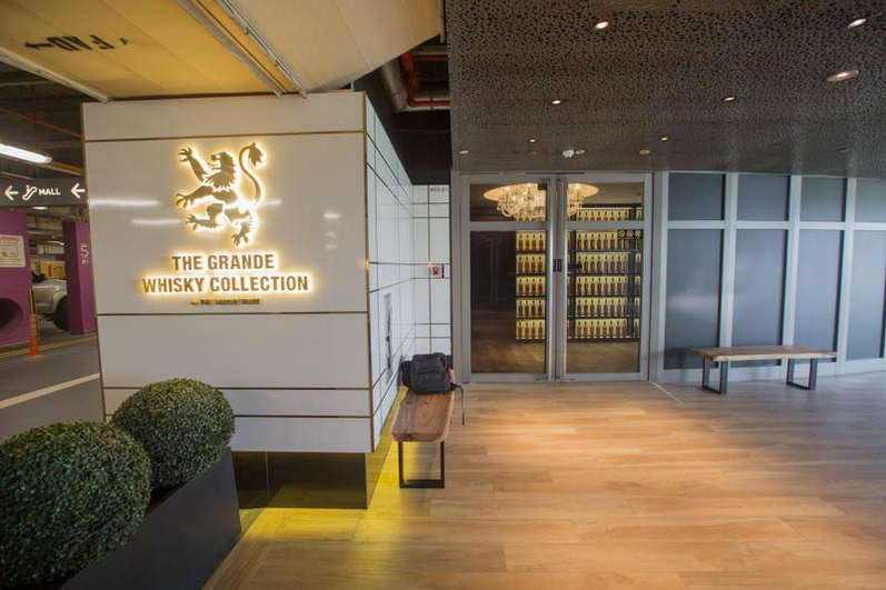 The Grand Whiskey Collection Tour