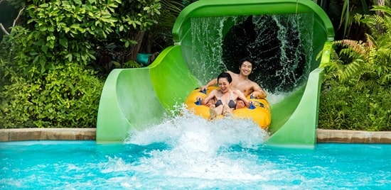 Adventure Cove Waterpark Ticket