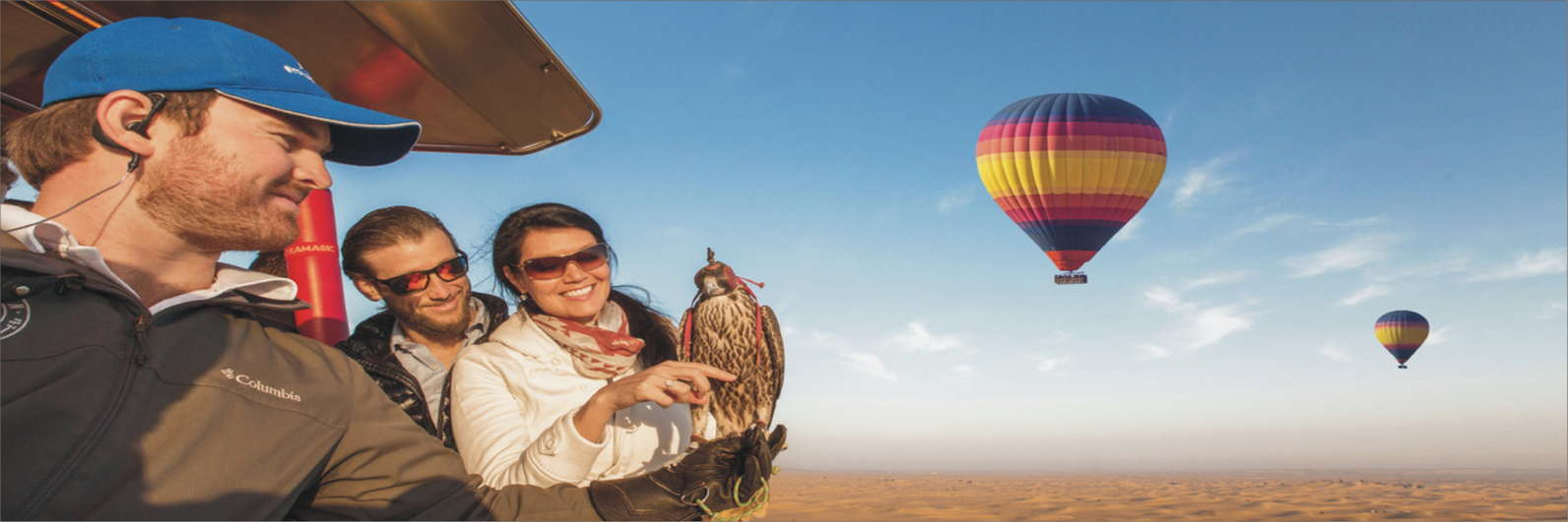 Early Morning Hot Air Balloon Tour with Breakfast