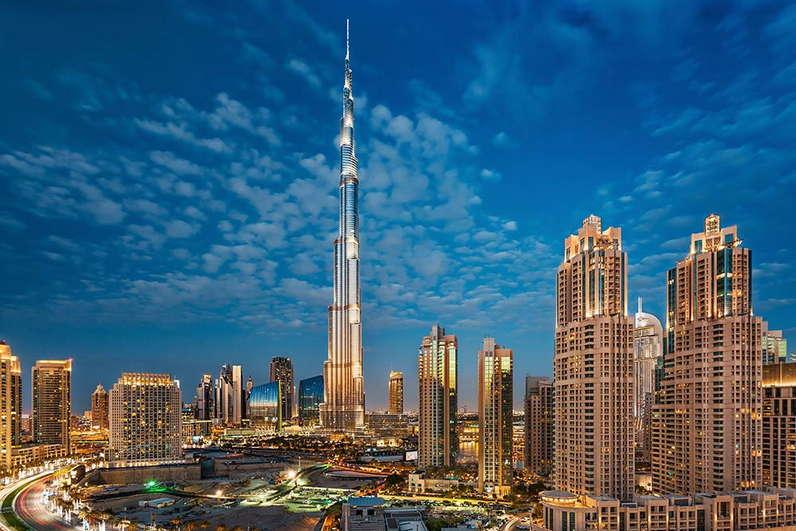 Dubai City Tour With Desert Safari Combo