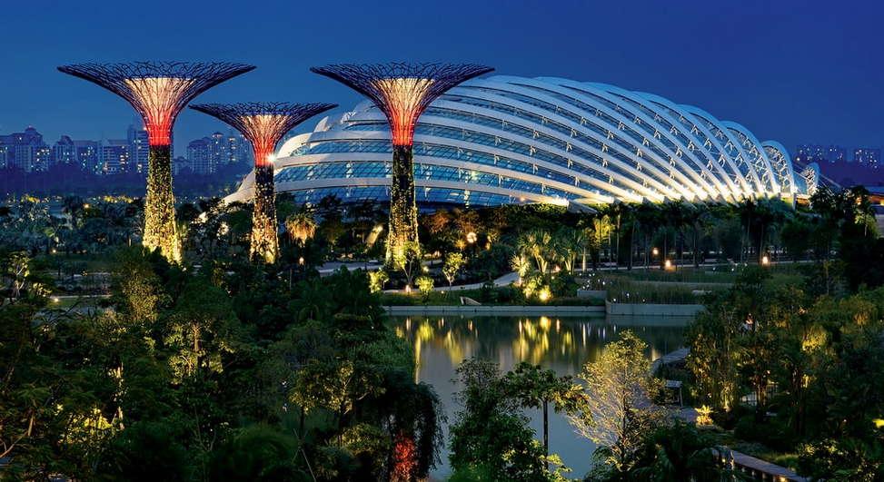 Crazy Rich Asians Singapore Walking Tour